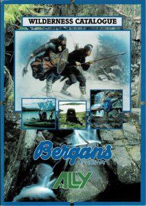 Bergans Ally folder 1997