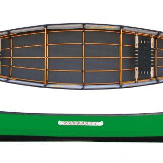 Pakboats PakCanoe 160_gruen